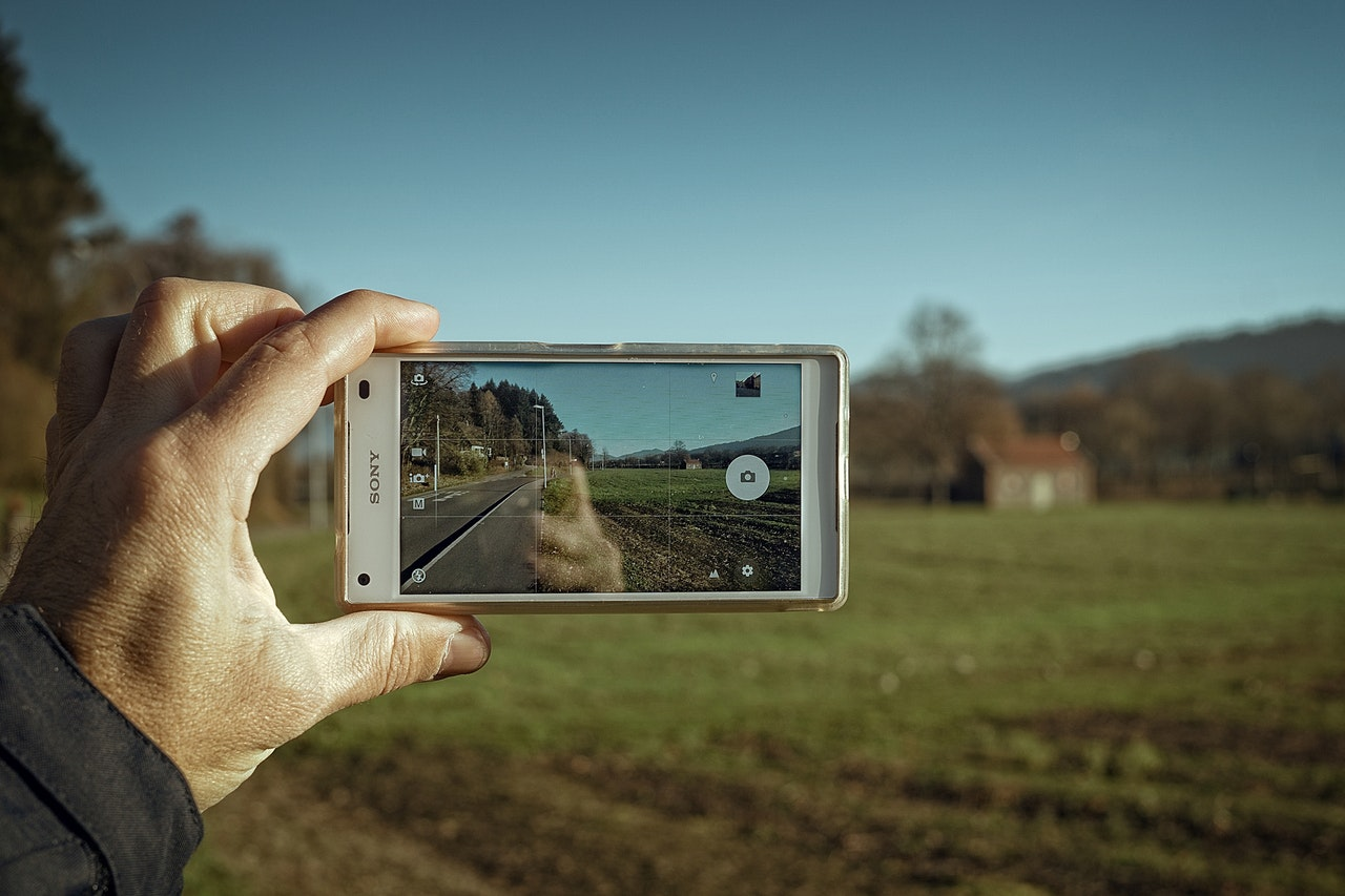Zx-347 phone rear camera review