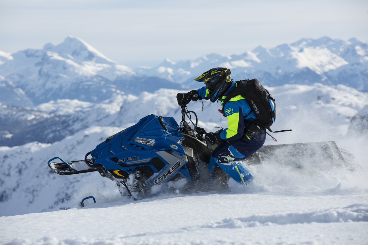 Get the best snowmobile experience