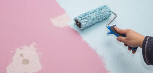 Hurtig guide til valg af indendørs maling